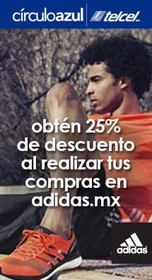 Tienda Adidas: 25% de descuento en la tienda en línea
