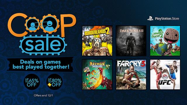 Ofertas pre Black Friday PlayStation Store: hasta 80% en juegos co-op + bonificación