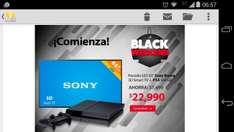 "Black Friday Walmart: LED Smart TV 65"" Sony Bravia 480 Hz 1080p FHD 3D y Smart KDL-65W850A + PS4 $22,990"