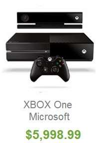 Sam's Club: Xbox One $5,999