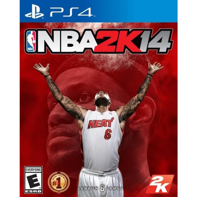 NBA 2k14 para ps3 y ps4, juego descargable por 9.99 USD
