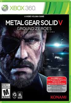 Game Planet: Metal Gear Solid V: Ground Zeroes para Xbox 360