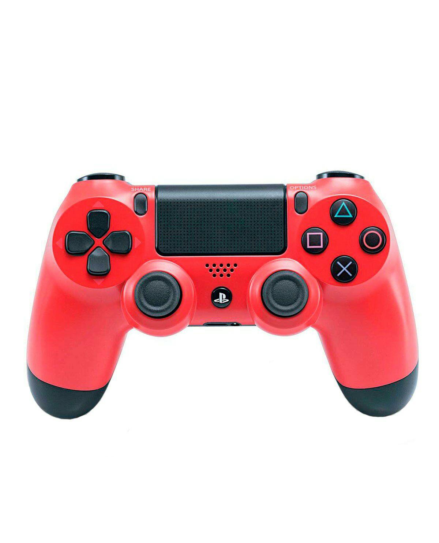 Game Planet: Control PlayStation Dualshock 4 Rojo Magma