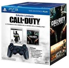 Liverpool: control PS3 + Call of Duty MW3 y Call of Duty Black Ops $679