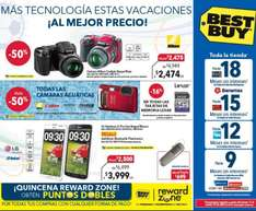 Folleto de ofertas en Best Buy del 17 al 29 de abril