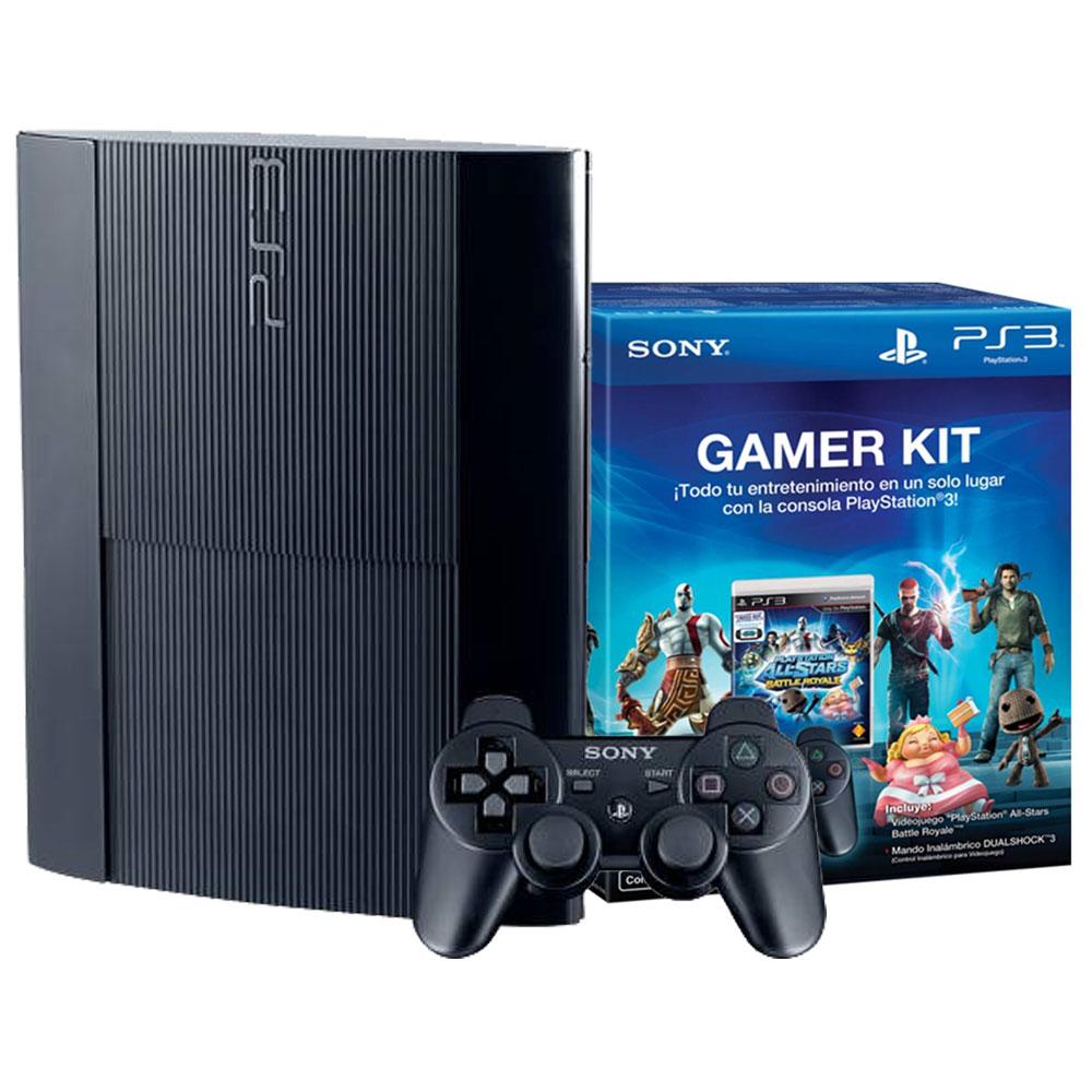Walmart: PS3 de 500GB con 2 controles y juego $3,999 o menos