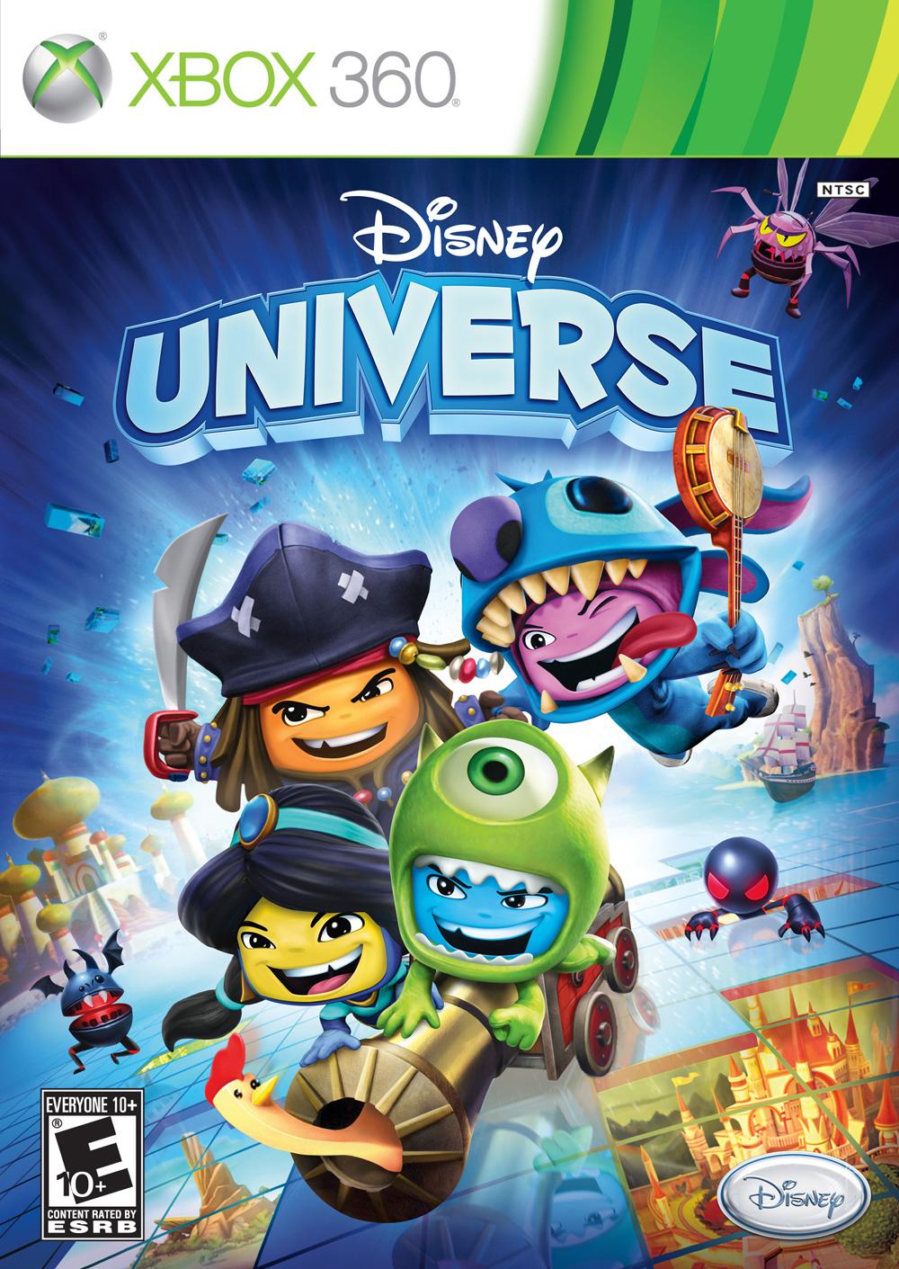 Xbox Marketplace: oferta en juegos de Disney