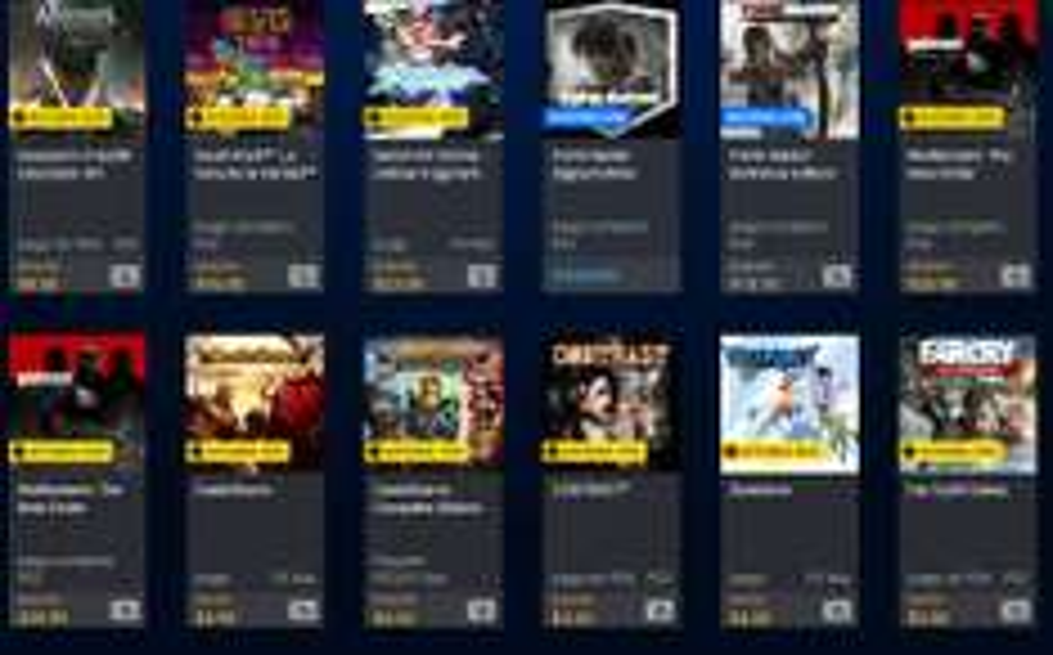 PlayStation Store. Primer Semana de ofertas de vacaciones, Ofertas de Disney y  Juegos PS Plus Gratis