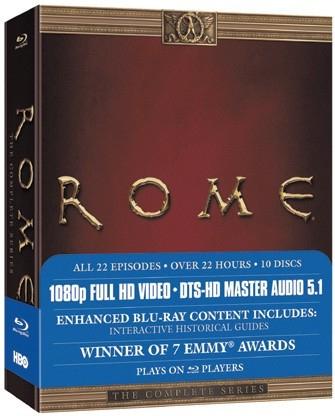"""Best Buy: Serie completa """"Roma"""" en Blu-Ray"""