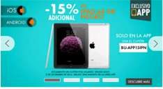 Linio: iPad 3ra Gen 64Gb Wifi Negra Reacondicionada $5,031 con cupón