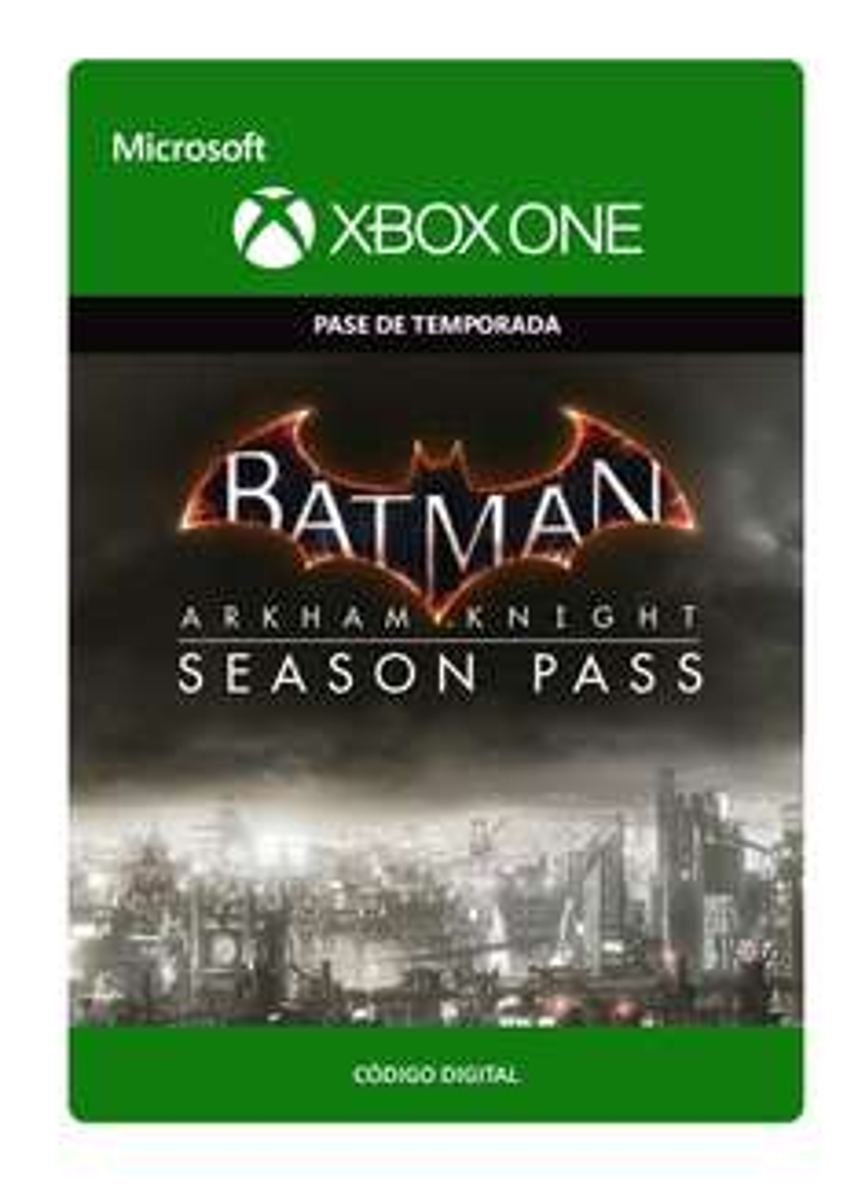 Best Buy: Batman: Arkham Knight Season Pass para Xbox One a $20 (Digital)