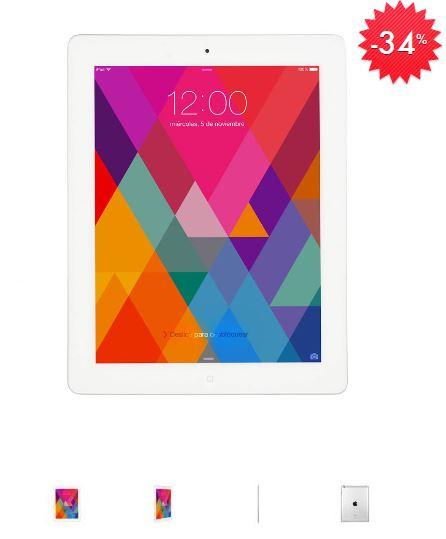 Linio: iPad 3ra gen retina 64GB (refurbished) $4,670