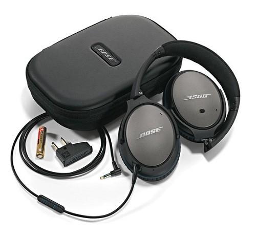 Best Buy: Audífonos Bose Qc25 Cancelación de Ruido con $1,200 de descuento
