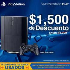 Game Planet: PS3 250GB $3,499