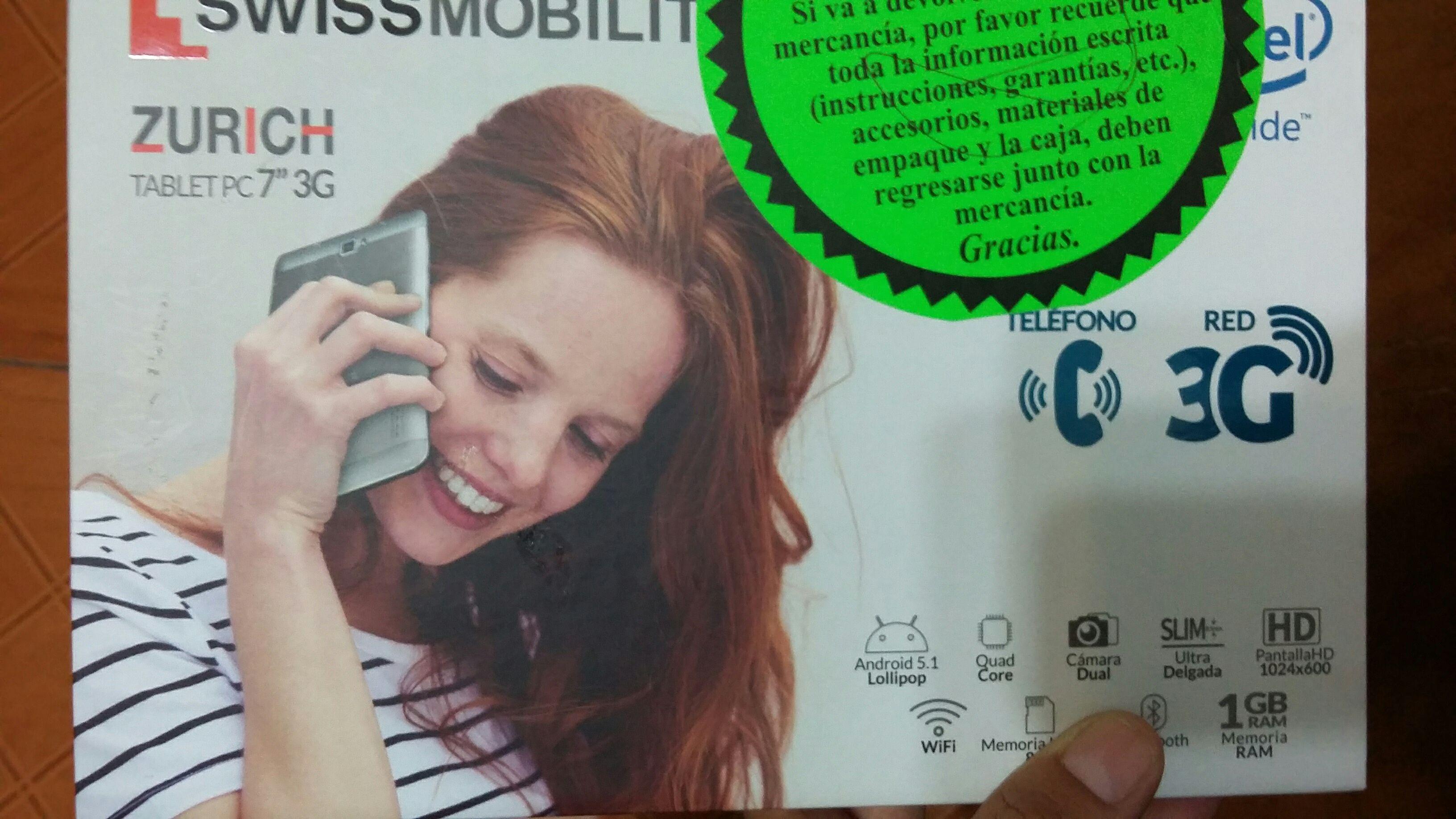 Office Depot: PROTAB marca swissmobilit a $699