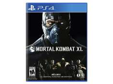 Liverpool: Mortal Kombat XL PS4