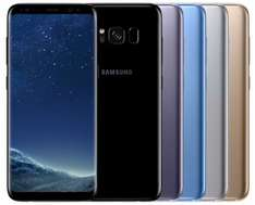ebay: Samsung Galaxy S8+ Doble Sim (Desbloqueado en Fábrica) $12,500 entregado en México