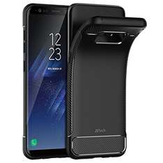 Amazon:  case JETech para galaxy s8 plus (vendido por un tercero)
