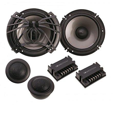 "Amazon: Bocinas Soundstream componente 6.5"" 100W RMS/300 MAX"