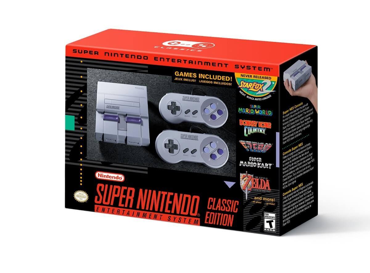 Best Buy: PREVENTA - Consola Super NES Classic Edition
