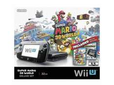 Liverpool: consola WII U + Mario 3D World + Nintendo Land $4,859