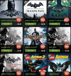 Juegos PC: Injustice Ultimate Edition $10 dólares, Tomb Raider Game of Year Edition $6 y más