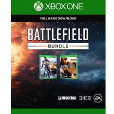 Battlefield Bundle - Xbox One Digital Code