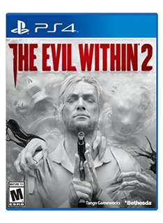 Amazon: The Evil Within 2 PS4