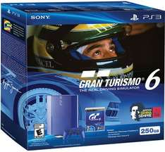 Liverpool: PS3 250GB con Gran Turismo 6 $3,689
