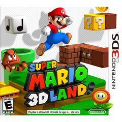Sanborns en Internet: Super Mario 3D Land 3DS o Mario Kart 7 3DS $341