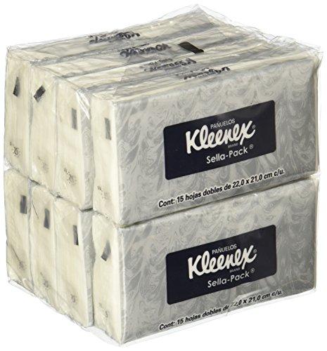 Amazon: Kleenex Sella-pack 192 paquetes de 15 pañuelos ($1.83 por paquete)