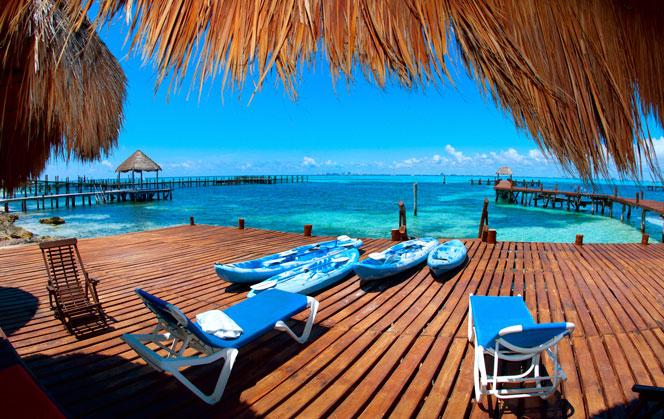 clickOnero: 5dias, 4 noches en Riviera Maya $1999