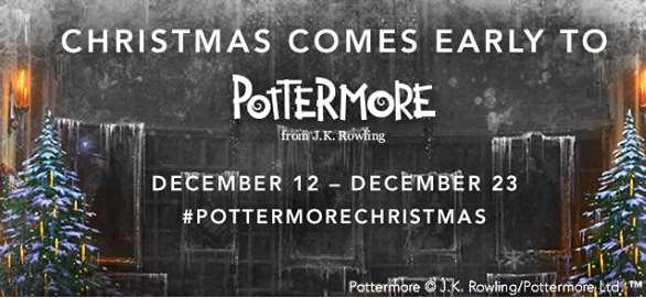 12 nuevos cuentos de Harry Potter gratis a partir del 12 de diciembre