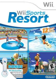 Best Buy: WII SPORTS RESORT CON WII MOTION PLUS $399