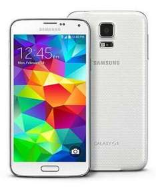 Linio: Samsung Galaxy S5 blanco $6,659