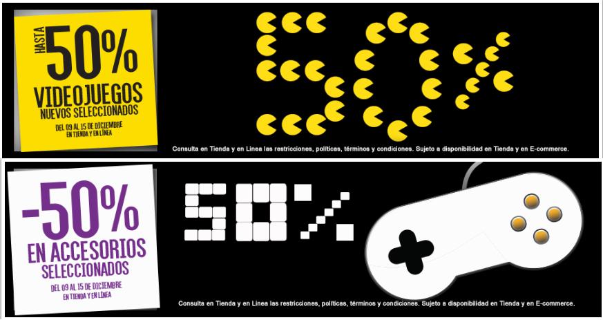 Gamerush: Descuentos del 09 al 15 de diciembre