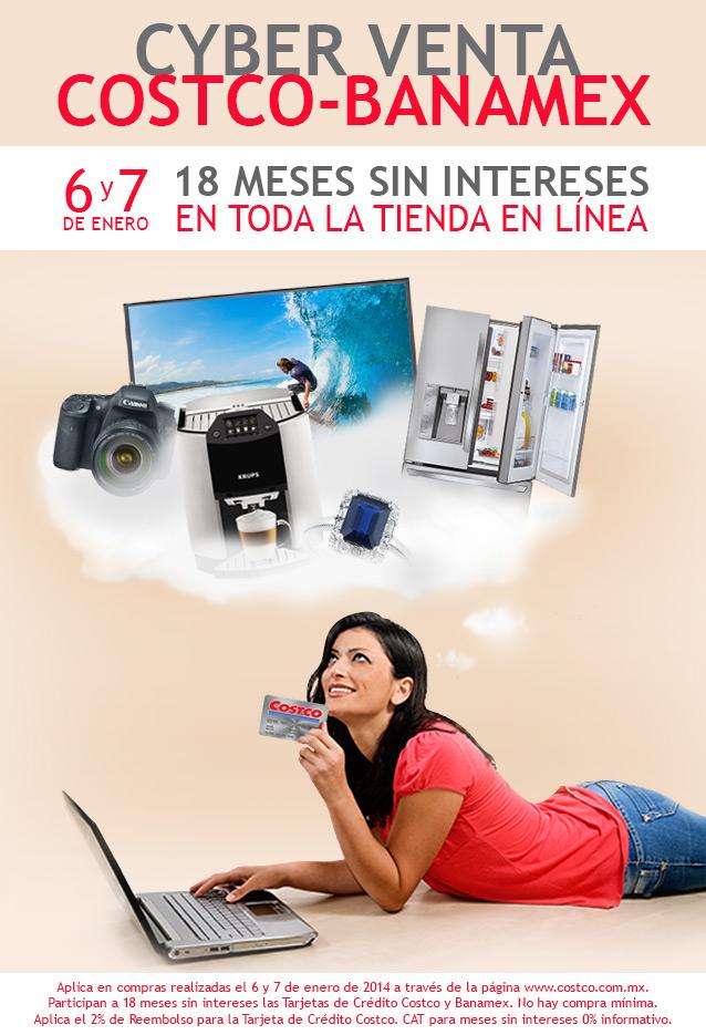 Costco: Cyber Venta Costco-Banamex