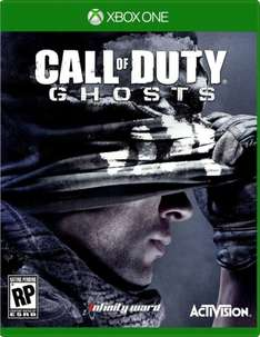 Linio: CALL OF DUTY GHOST para xbox one $299