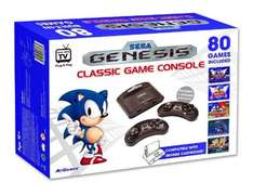 Chedraui: Sega Genesis nueva versión con juegos, menos de $200
