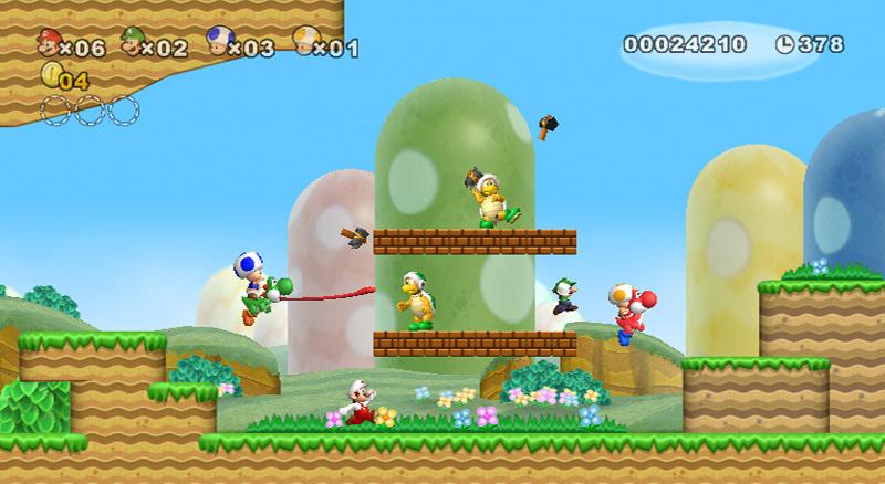 Linio: New Super Mario Bros. U + New Super Luigi U a $898 + envío