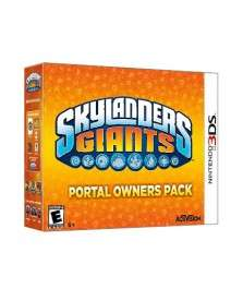 Game Planet: Skylanders Giants Expansion Pack 3DS $99