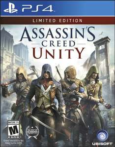 Amazon: Assassin's Creed Unity (PC, PS4, XBox One) $600 con envío