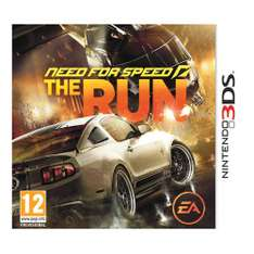 Walmart: Need For Speed The Run para 3DS en $199