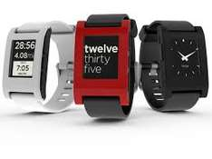 Reloj Pebble 99USD con envio express