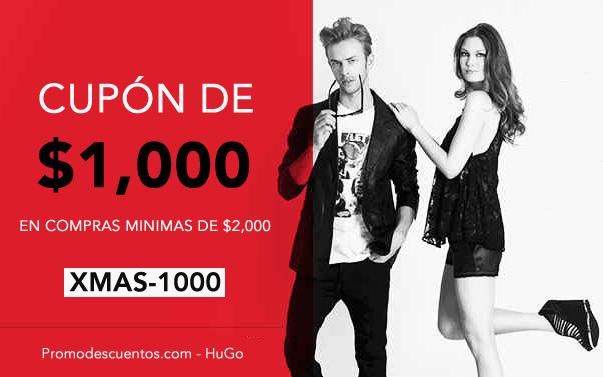 Dafiti: Cupón de $1,000 de descuento en compras mínimas de $2,000 (50% de descuento)