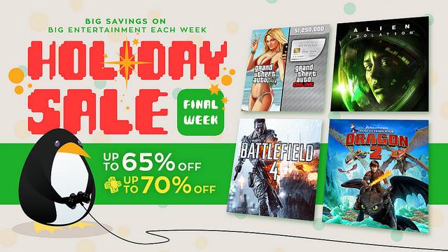 Ultima Semana de Ofertas en la Tienda PlayStation