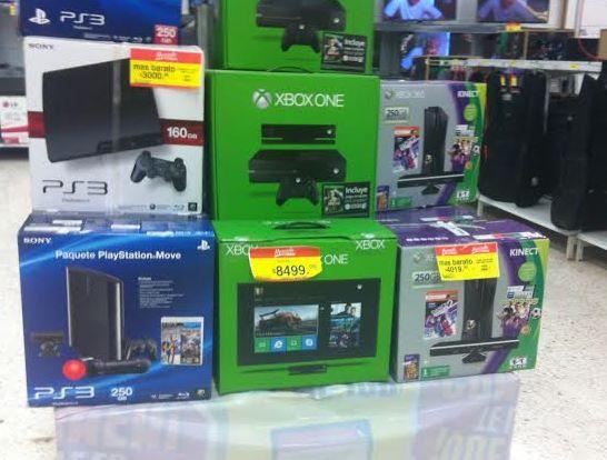 Mercado Soriana: PS3 con Move $3,500, Xbox 360 250GB con Kinect $4,019 y más