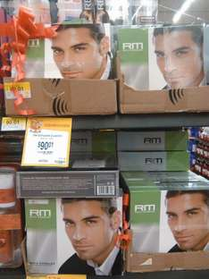 Walmart: Pack de dos perfumes RM de 100ml en $90