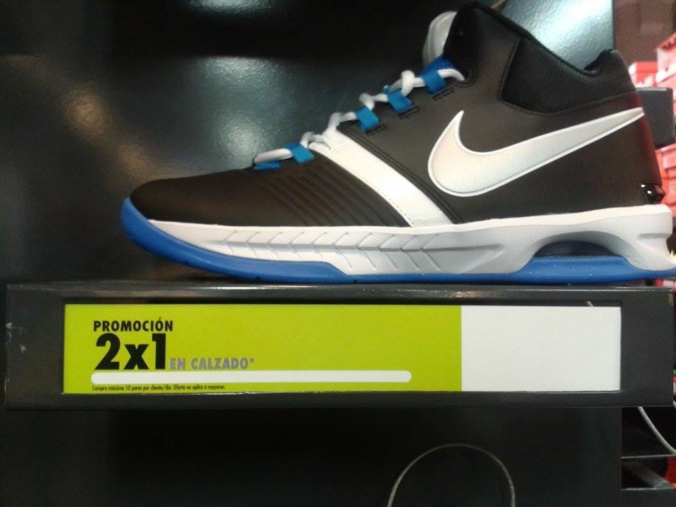 Nike Factory Store: 2X1 en todos los tenis