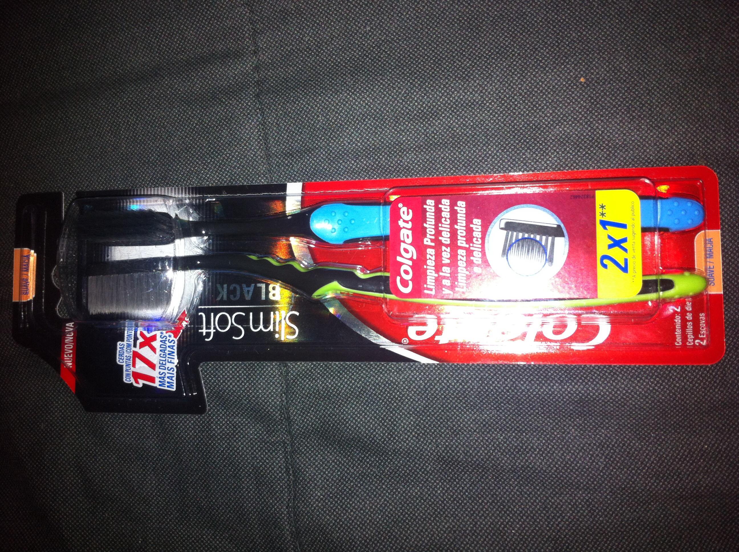 Chedraui: Pack de 2 cepillos de dientes en $5.40